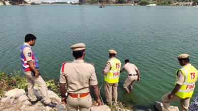 Photo of Imam's 17-year-old son drowns in Durgam Cheruvu