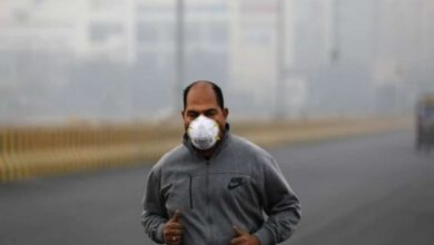 Photo of Delhi's air quality remains in 'very poor' category