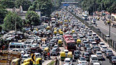 Photo of Delhi Traffic Police issues advisory for February 24, 25