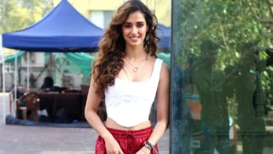 Photo of Disha Patani's Instagram follower count crosses 40 million