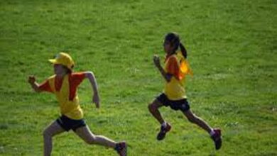 Photo of Physical exercise is beneficial for children's health