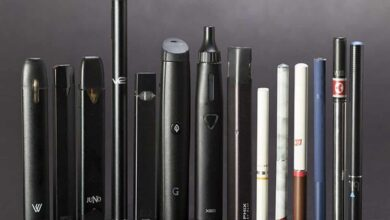 Photo of E-cigarettes are popular among comparatively recent quitters