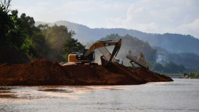 Photo of Thais spike China-led plan to dredge Mekong river