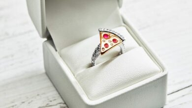 Photo of Domino's $9,000 pizza engagement ring: Here's how you can win it