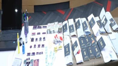 Photo of Hyderabad: Fake visa, forged passport racket busted