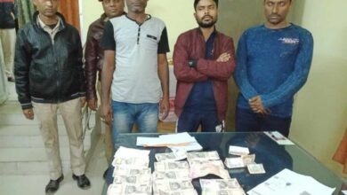 Photo of Assam police seize fake currency worth around Rs 6L at Silchar