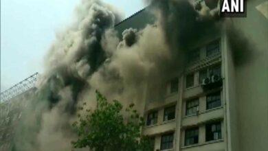 Fire Mumbai