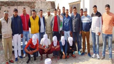 Photo of Haryana Police crack Rs 7 lakh loot case, five arrested