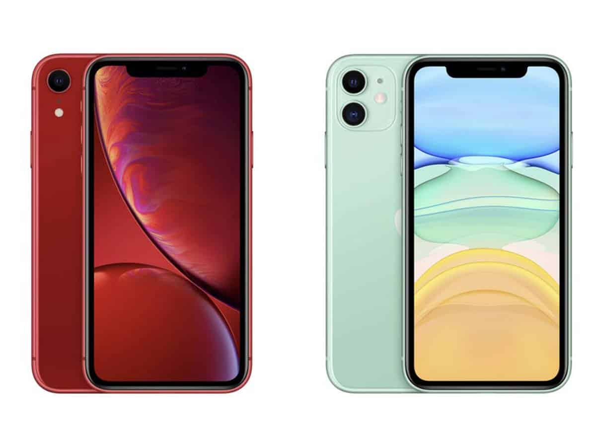 iPhone 11 2nd best-selling phone of 2019, iPhone XR on top