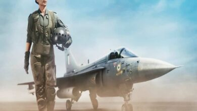 Photo of Kangana Ranaut looks captivating as fighter pilot in 'Tejas'