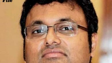 Photo of Aircel-Maxis case: Court seeks ED, CBI response on Karti's plea