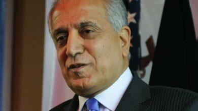 Photo of Khalilzad 'optimistic' about start of intra-Afghan talks