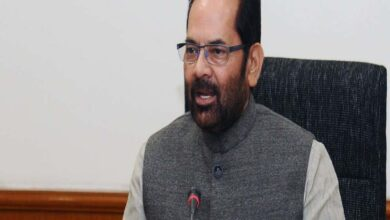 Photo of Cong helping brokers and middlemen: Naqvi