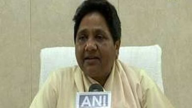 Photo of Rise above party politics on border issue: Mayawati