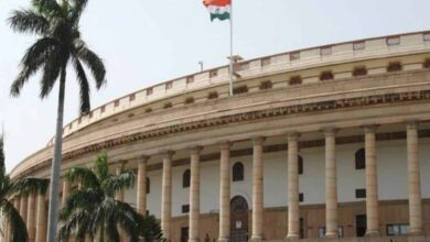 Photo of JDU MP gives notice in RS over demand for caste specific census