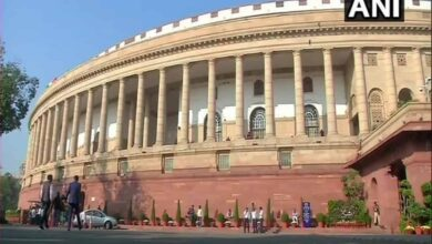 Photo of Congress gives adjournment notice in Lok Sabha over CAA