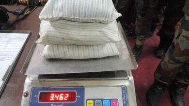 Photo of Army, police conduct raid in J-K's Tangdhar