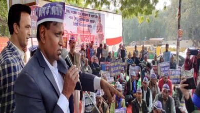 Photo of Udit Raj wants reservation for Bahujan Samaj in higher judiciary