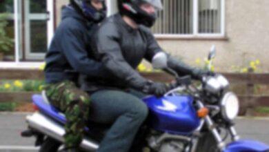 Photo of Hyderabad: Pillion rider helmet rule implemented