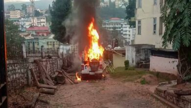 Photo of CAA: 1 killed, Net banned, curfew imposed in Shillong
