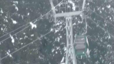 Photo of J-K's Gulmarg receives fresh snowfall
