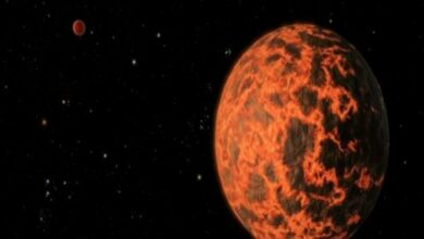Photo of How newborn stars prepare for birth of planets