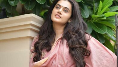 Photo of Taapsee: Book on my life incomplete without Anubhav Sinha