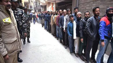Photo of Delhi: Voter turnout in last three Assembly elections