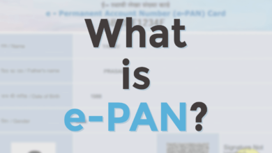 Photo of What is an e-PAN?