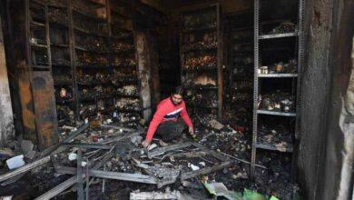 Photo of Muslim survivors of Delhi riots develop COVID-19 PPE kits