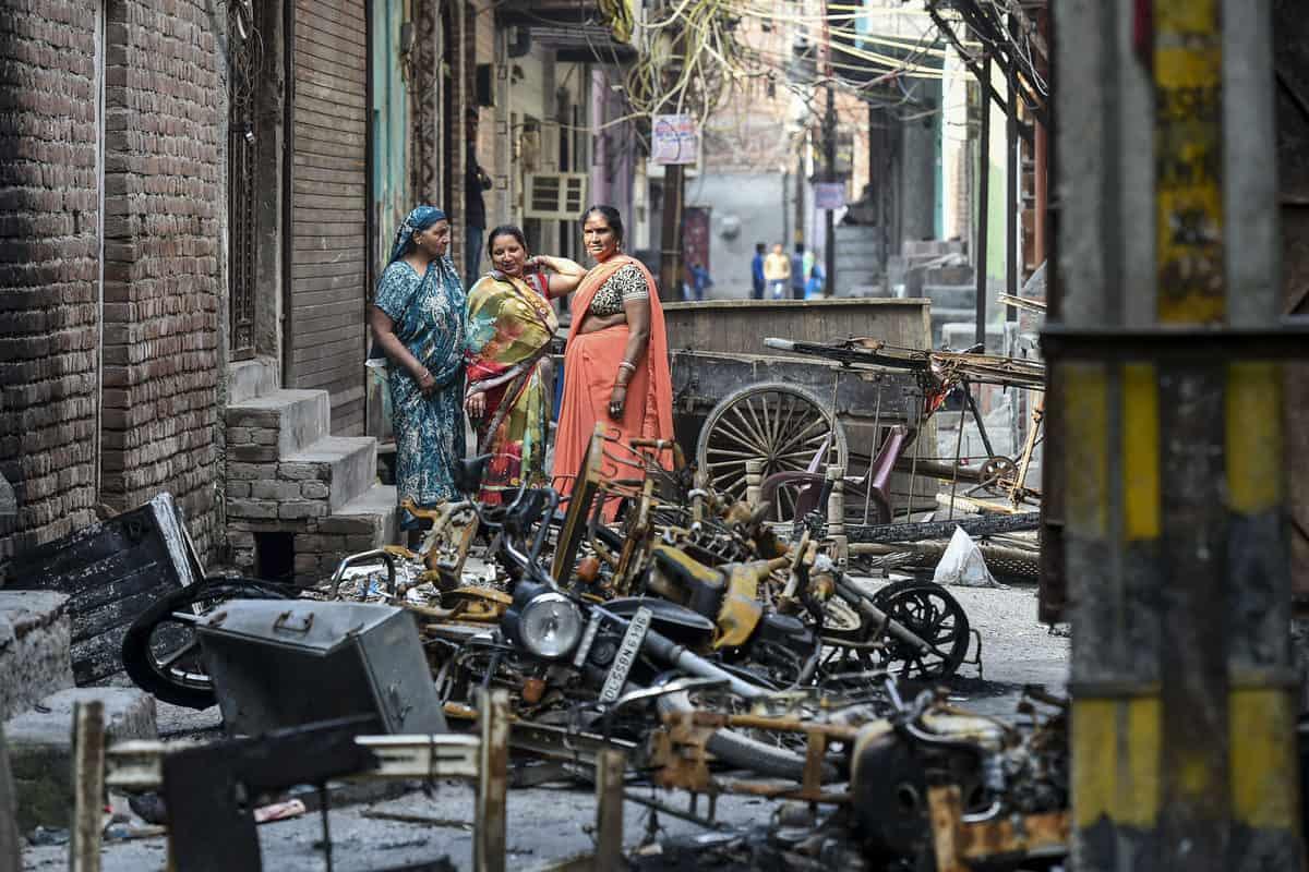 Delhi limping back after 46 deaths