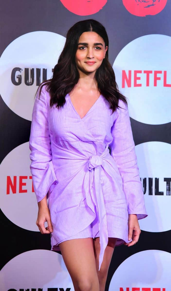 Special screening of Netflix web series 'Guilty