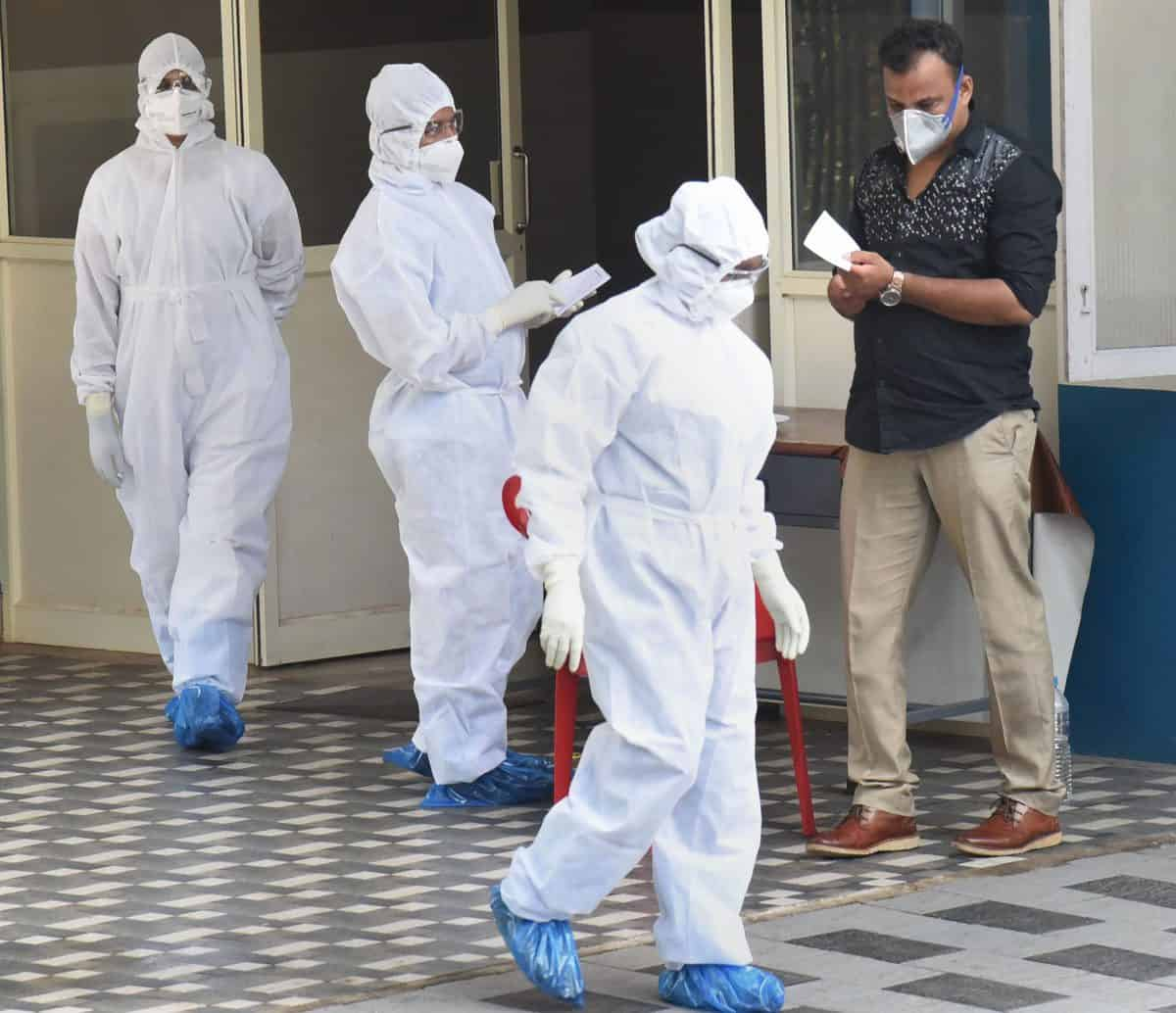Medical officials take steps to contain spread of Coronavirus