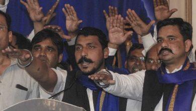 Photo of Chandrashekhar Azad launches Azad Samaj Party