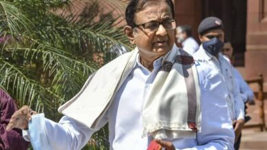 Photo of Centre should start road, air transport as well: P Chidambaram