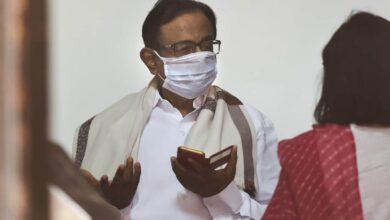 Photo of Chidambaram advocates aggressive testing for coronavirus