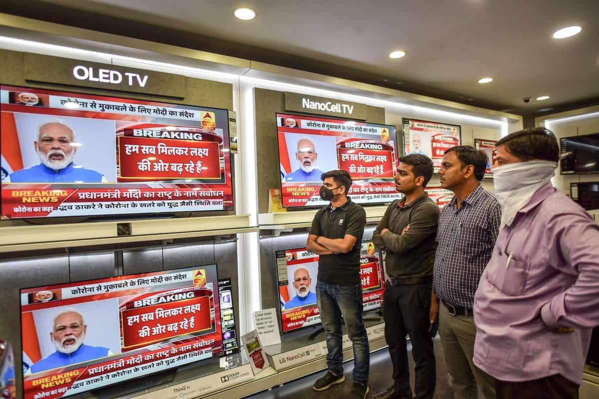 PM Modi addresses nation on coronavirus