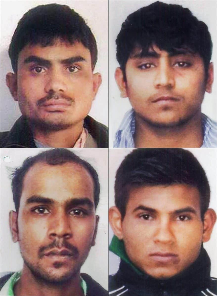 Nirbhaya convicts executed in Tihar Jail