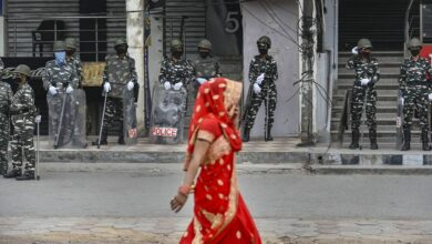 Photo of Pictures: India lockdown