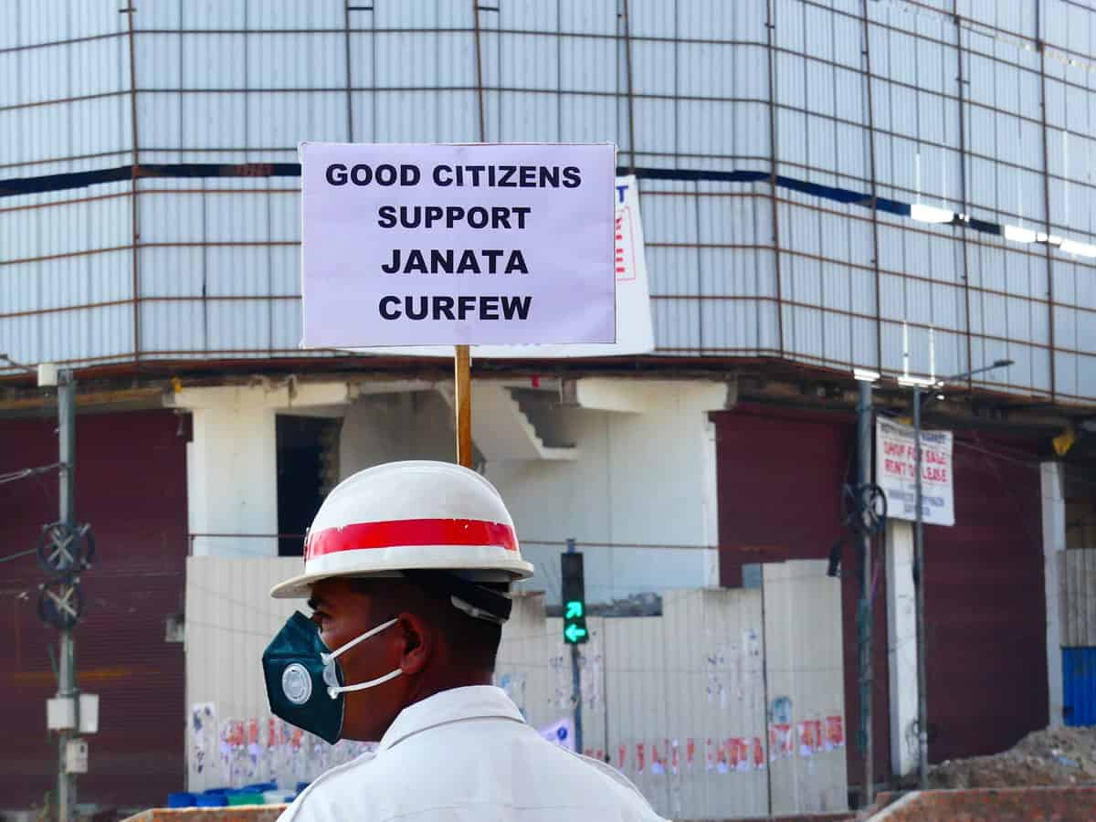 Hyderabad: Self-imposed Janata curfew to be extended till 6am