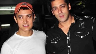 Photo of Salman shares throwback pic to wish Aamir
