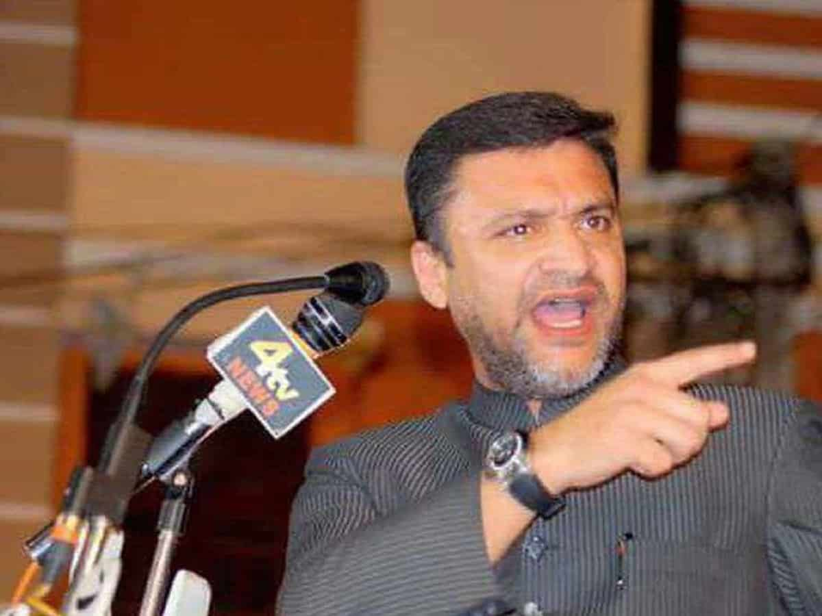 Akbar Owaisi urges Health Minister for corona testing in city