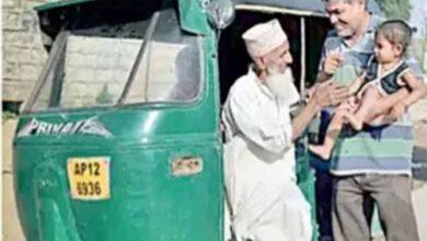 Photo of Free ambulance service of Haneef Chacha