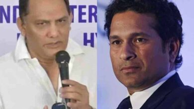 Photo of Azharuddin's decision played important role in Sachin's career
