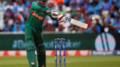 Photo of Bangladesh defeat Zimbabwe by 48 runs in 1st T20I