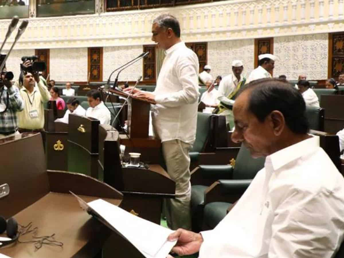 Telangana Budget 2020-21--Welfare overshadows development
