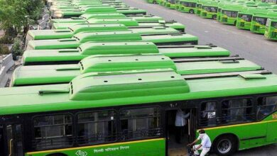 Photo of UP govt arranges 1,000 buses for stranded migrant workers