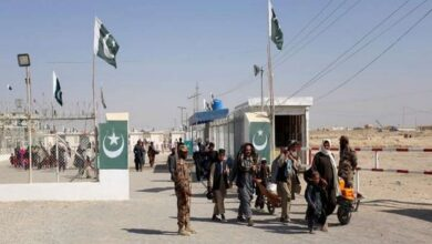 Photo of Pak-Afghan border at Chaman to be closed amid coronavirus scare