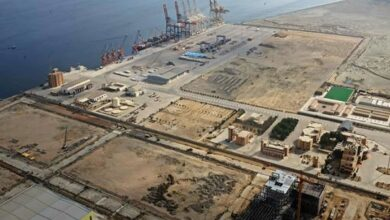 Photo of China building high-security naval base at Gwadar