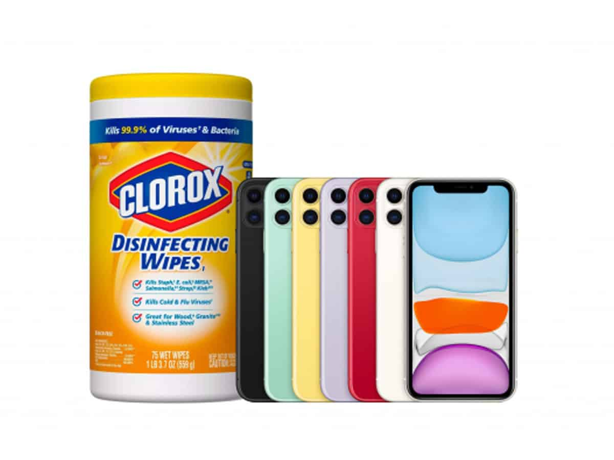 Coronavirus: Apple posts instructions of disinfecting iPhone